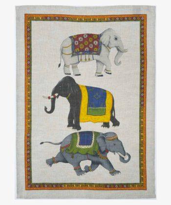 Secador de lino Elefantes
