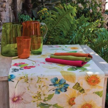 Table runner Ibisco