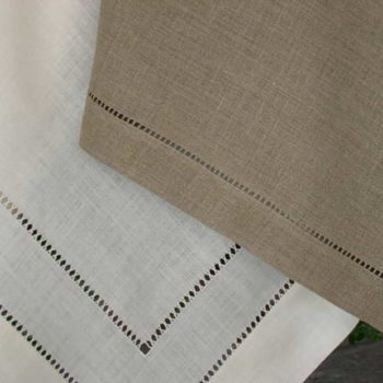 Linen tablecloth Bissone