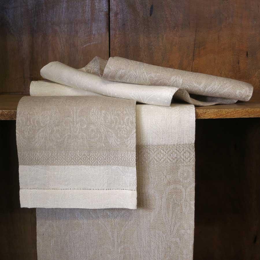 Linen towel Grifo