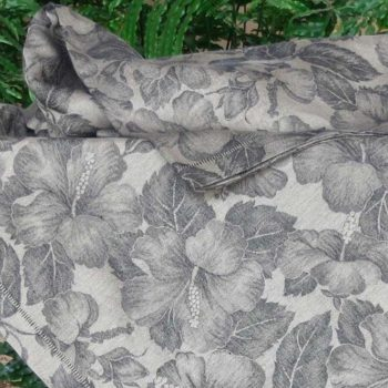 "Linen tablecloth ""Ibisco Rustica"""