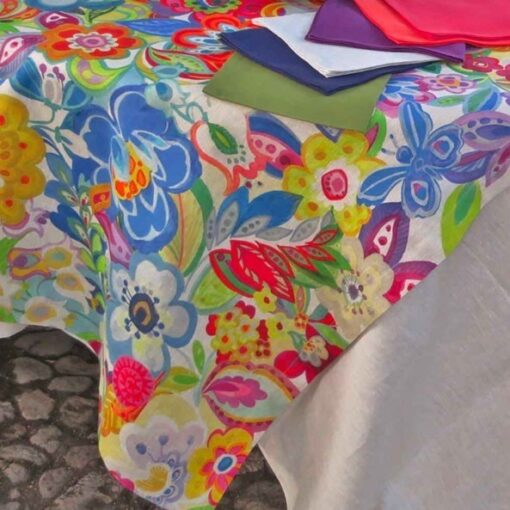 Linen tablecloth Rio