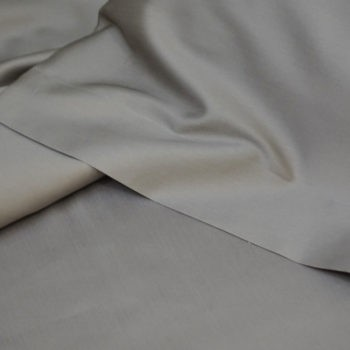 Cotton satin bed sheets set