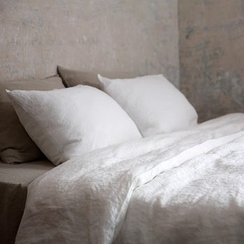 Duvet cover stone washed - La Bottega di Casa