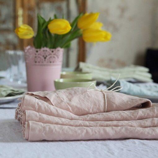 """Linen napkin """"Stone Washed"""""""
