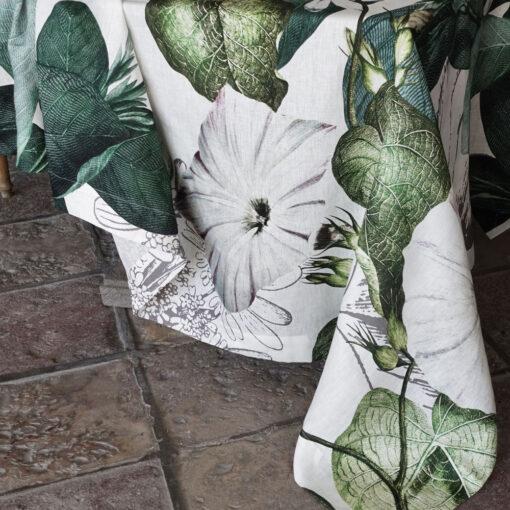 Linen tablecloth Knighthia