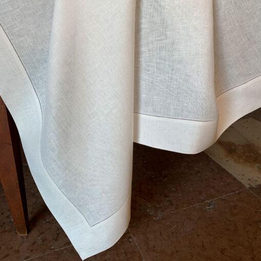 Linen Tablecloth Bissone