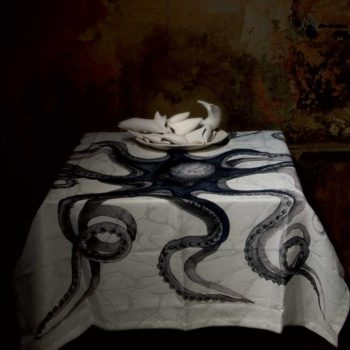 "Tablecloth ""Octopus"""