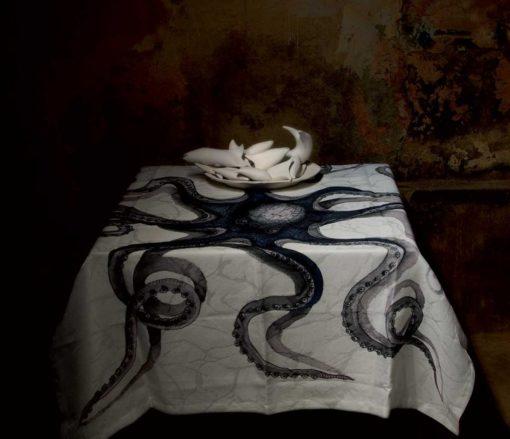 "Tablecloth ""Octopus"""
