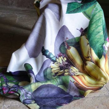 Linen tablecloth Fructus