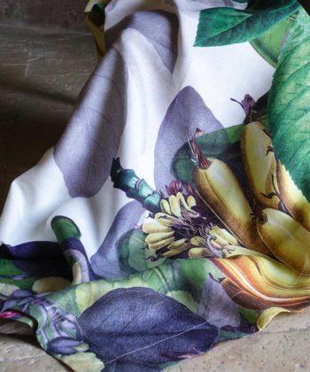 Mantel de lino Fructus