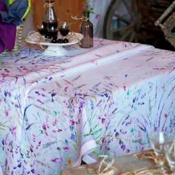 "Linen tablecloth ""Spigo"""
