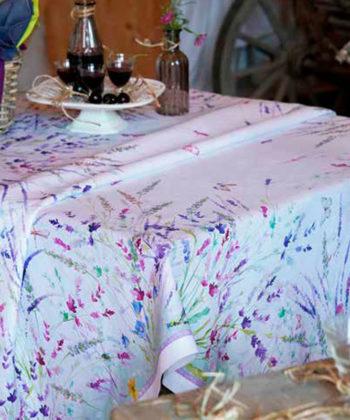 """Linen tablecloth """"Spigo"""""""