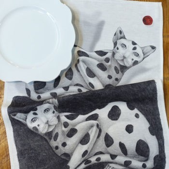 Tea towel Arco - Cat 2