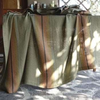 "Linen tablecloth ""Libeco"" RN"