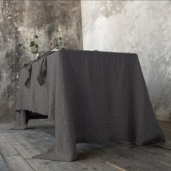 Mantel Stone Washed Steel Grey
