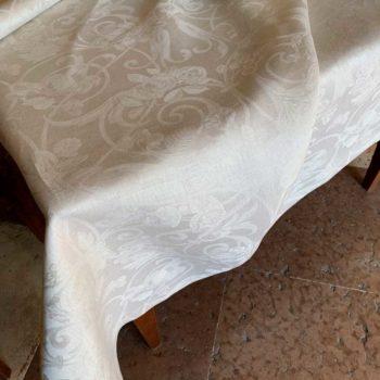 Tovaglia di Lino Tivoli - Grano