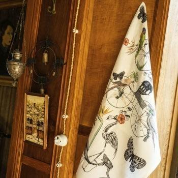 Strofinaccio di lino Andre 2 - La Bottega di Casa