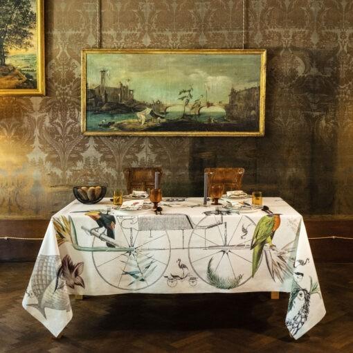 Tovaglia di lino Andre- La Bottega di Casa
