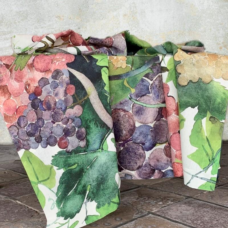 mantel grapes - Labottegadicasa