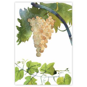 Strofinaccio di lino Grapes 1 - La Bottega di Casa