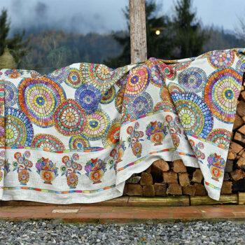 Mezzero di lino Monreale - Labottegadicasa
