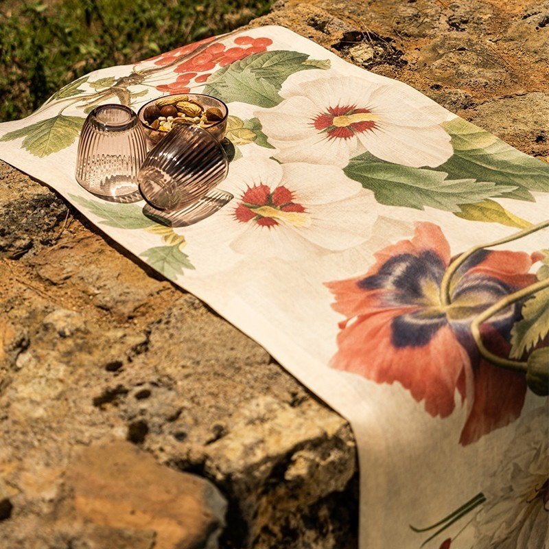 Table Runner Garden Eden - La Bottega di Casa