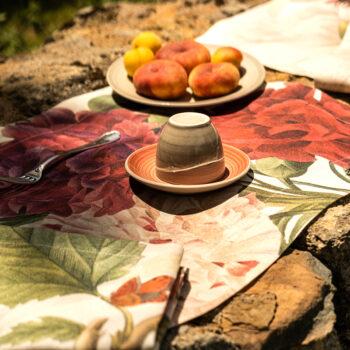 striscia da tavola garden eden d - La Bottega di Casa