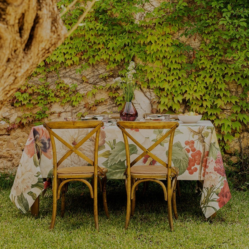 mantel garden eden d- La Bottega di Casa