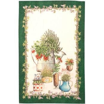 strofinaccio Balcon Verde - La Bottega di Casa