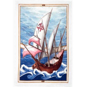 strofinaccio Bounty Veliero- La Bottega di Casa