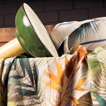 Linen Mezzero Oasi- La Bottega di Casa